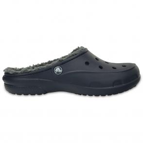 Crocs Freesail Plush Lined Clog Navy, slimmer sleeker for a more feminine shape