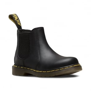 Dr Martens Shenzii Boot Black, the classic chelsea boot but for tiny feet