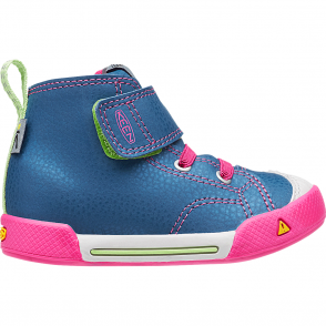 KEEN Kids Encanto Scout High Top Poseidon/Very Berry, easy on and off high tops