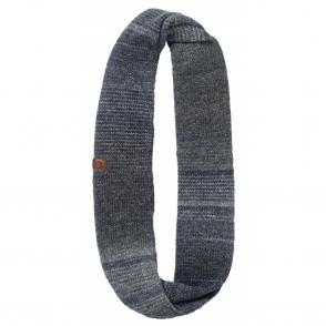 Buff Liz Knitted Infinity Neckwarmer Dark Navy, warm and soft knitted neckwarmer