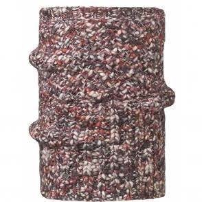 Buff Collar Blend Tay Ruby Wine, Cunky knitted neckwarmer