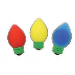 Jibbitz LED Holiday 3 Pack
