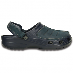 Crocs Yukon Mesa Clog Navy/Navy, the new take on the best selling Yukon clog