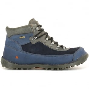 The Art Company Shotover 0166 Boot Blue, Laced up Art classic styling