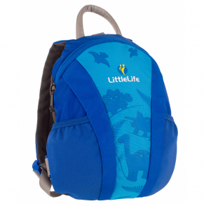 LittleLife 10781 Toddler Daysack Runabout Blue, the original toddler backpack with reins