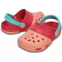 Crocs Electro II Clog Melon/Poppy,  the new colour combination clog