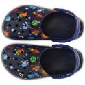 Crocs Kids Crocband Galactic, space-inspired clog