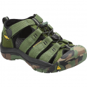 KEEN Kids Newport H2 Crushed Bronze Green, ideal for in and out of the water