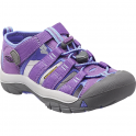KEEN Kids Newport H2 Purple Heart/Periwinkle, ideal for in and out of the water