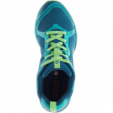 Merrell Womens All Out Crush Light Bright Green, light and versatile trail shoe