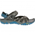 Merrell Mens All Out Blaze Sieve Convertible Grey, the sandal built for the wettest conditions