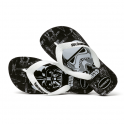 Havaianas Star Wars Black/White, feel the force with every step