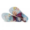 Havaianas Kids Slim Princess Frozen White, made for Princesses