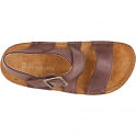 El Naturalista ND30 Contradiction Sandal Brown, chunky leather sandal