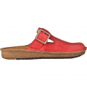 El Naturalista ND40 Clog Grosella, recycled insoles with a polyurethane base that contributes towards increased comfort