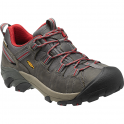 KEEN Mens Targhee ll Magnet/Brindle, the hiking shoe thats ready for your off-road challenges