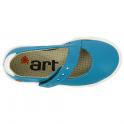 The Art Company A535 Infant Dover Soft Zafiro, soft leather ballet flat
