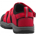 KEEN Infant Newport H2 Ribbon Red/Gargoyle, ideal for in and out of the water