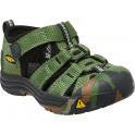 KEEN Infant Newport H2 Crushed Bronze Green, ideal for in and out of the water
