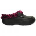 Crocs Blitzen II Clog Graphic Black/Berry, easy to remove liner