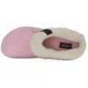 Crocs Blitzen II Clog Ballerina Pink/Oatmeal, easy to remove liner