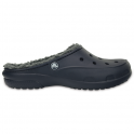 Crocs Freesail Plush Lined Clog Navy, slimmer sleeker for a more feminine shape