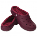 Crocs Freesail Plush Lined Clog Plum, slimmer sleeker for a more feminine shape