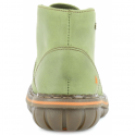 The Art Company 0457 Assen Ankle Boot Khaki, lace up ankle leather boot