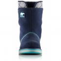 Sorel Kids Rylee NC2421 Collegiate Navy, microfleece lined waterproof boot