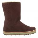 Sorel Glacy Boot NL1975 Redwood, slip on fleece lined waterproof boot