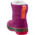KEEN Kids Elsa Boot WP Purple Wine/Tigerlilly, waterproof fashionable winter boot for kids
