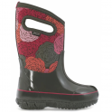 Bogs 71993 Classic Rosey Grey Multi, 100% waterproof wellington boots
