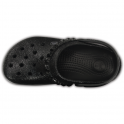 Crocs Crocband Studded Clog Black, an edgy take on the classic Crocband