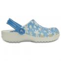 Crocs Classic Shoe Snowflake, a snowy twist on the classic Croc