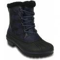 Crocs Womens AllCast Boot Midnight, waterproof Crocs boot