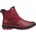 KEEN Womens Elsa Chelsea WP Zinfandel, slip on waterproof boot