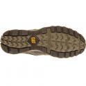 CAT Mens Prez WP Dark Brown, waterproof shoe