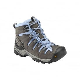 KEEN Womens Gypsum Mid Gargoyle/Eventide, Increased stability to go the miles
