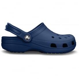 Crocs Classic Size 17 Navy, Original slip on shoe