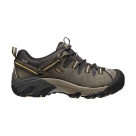 KEEN Mens Targhee ll Raven/Tawny Olive, the hiking shoe thats ready for your off-road challenges