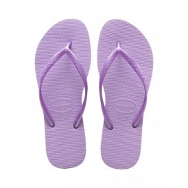 Havaianas Kids Slim Soft Lilac, Slim fitting flip flop