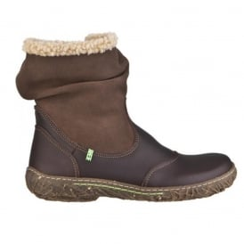 El Naturalista N758 Boot Brown , style, warmth and comfort in one boot