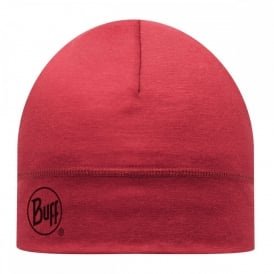 Buff Single Layer Merino Wool Hat Grana, ideal for outdoor activity or a perfect base layer to protect from the cold