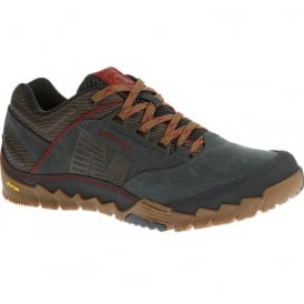 Merrell Annex Shoe Blue Wing, Lace up fun and comfort