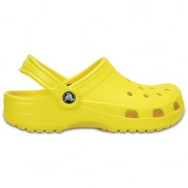 Crocs Classic Shoe Lemon, Original slip on shoe