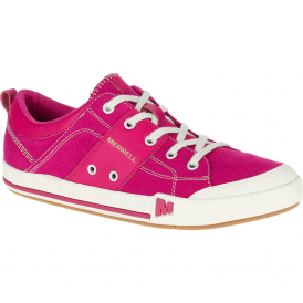 Merrell Womens Rant Beet Red, versatile and sophisticated sneaker