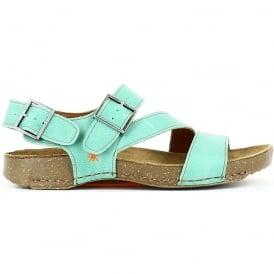 The Art Company 0999 I Breathe Sandal Cascada, leather sandal with adjustable straps