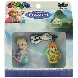 Jibbitz Frozen Fever 3 Pack