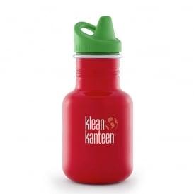 Klean Kanteen 355ml Kids Kanteen Sippy Farm House, Stainless Steel BPA-Free Sippy Drink Bottle great for children