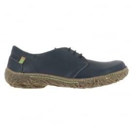 El Naturalista N797 Nido Shoe Ocean, womens lace up flat